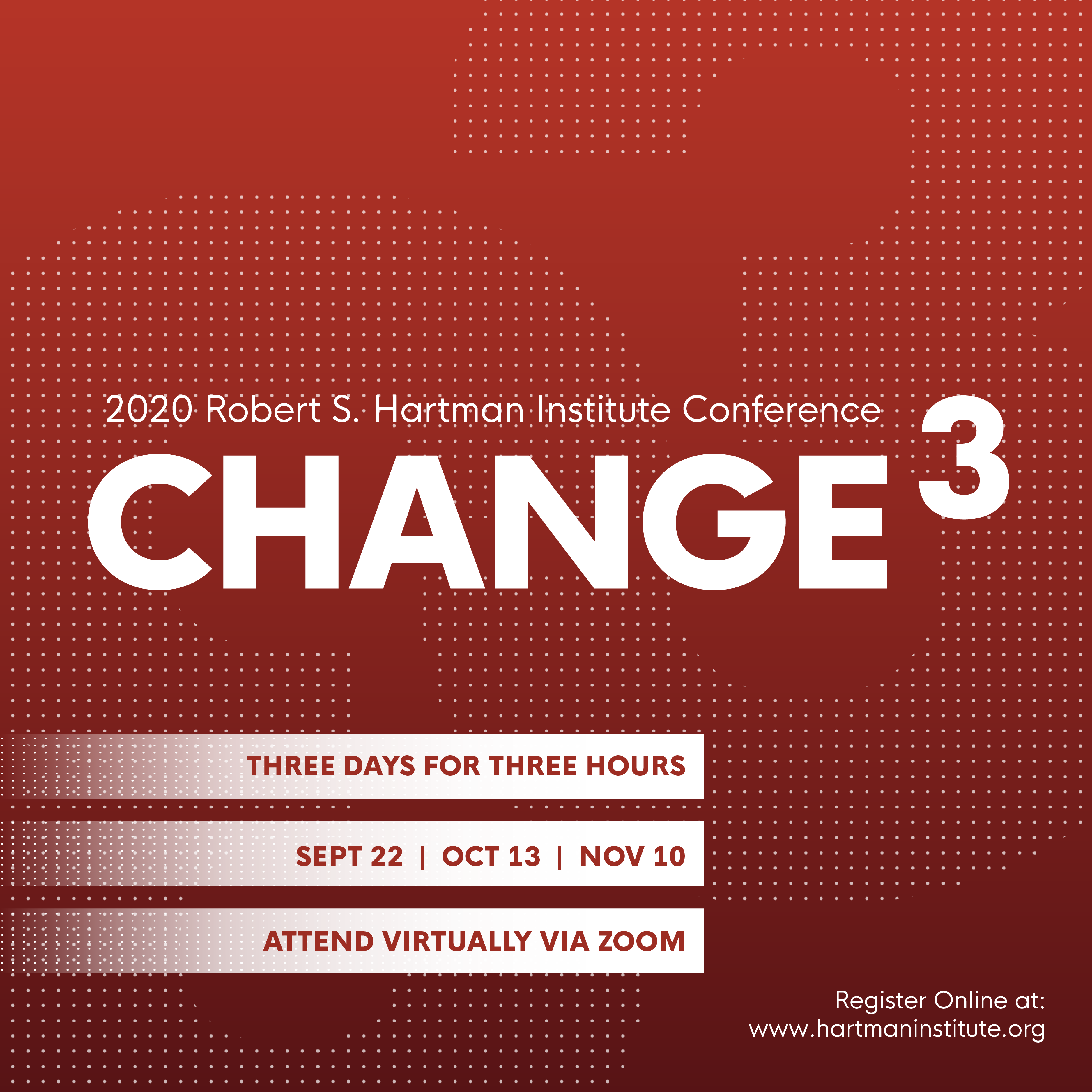 Save the Date 2020 Conference